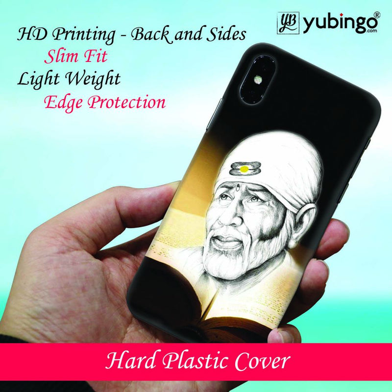 Sai Baba Back Cover for Apple iPhone X