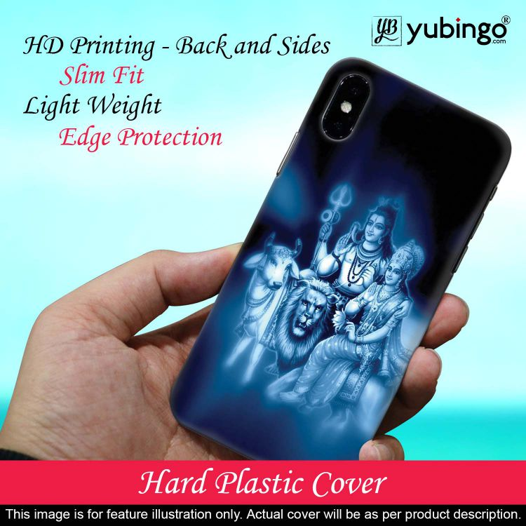Shiv Parvati Back Cover for Samsung Galaxy A71