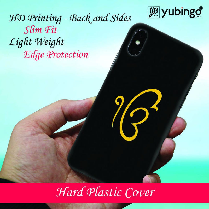Ek Onkar Back Cover for LG V40 ThinQ