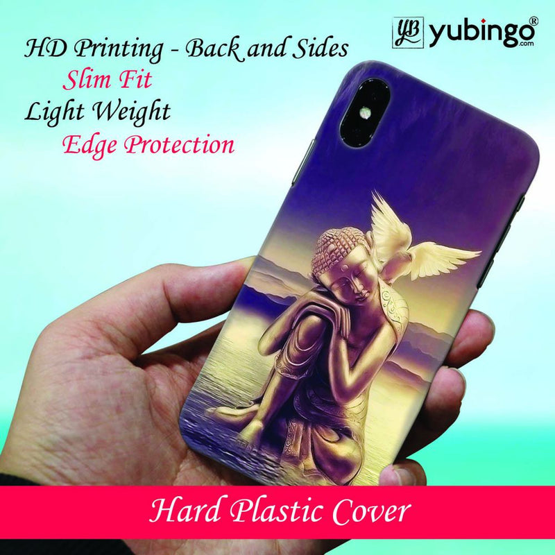 Lord Buddha Back Cover for Xiaomi Redmi Note 5 Pro
