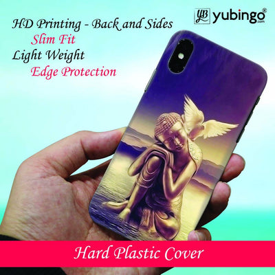Lord Buddha Back Cover for Apple iPod Touch 5-Image2
