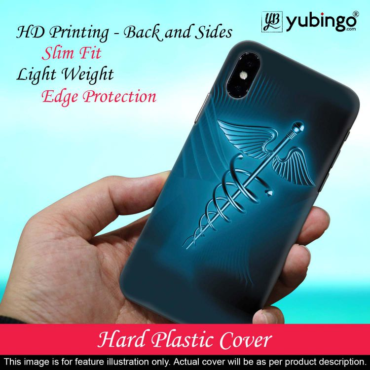 Medical Care Back Cover for Realme 3 Pro