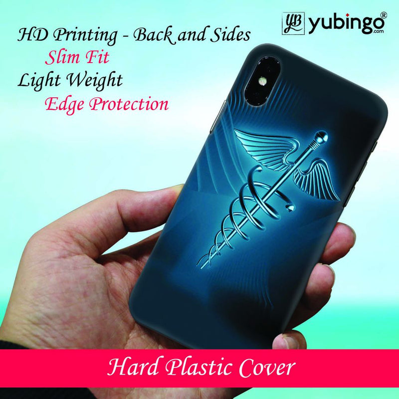 Medical Care Back Cover for Vivo V11 Pro