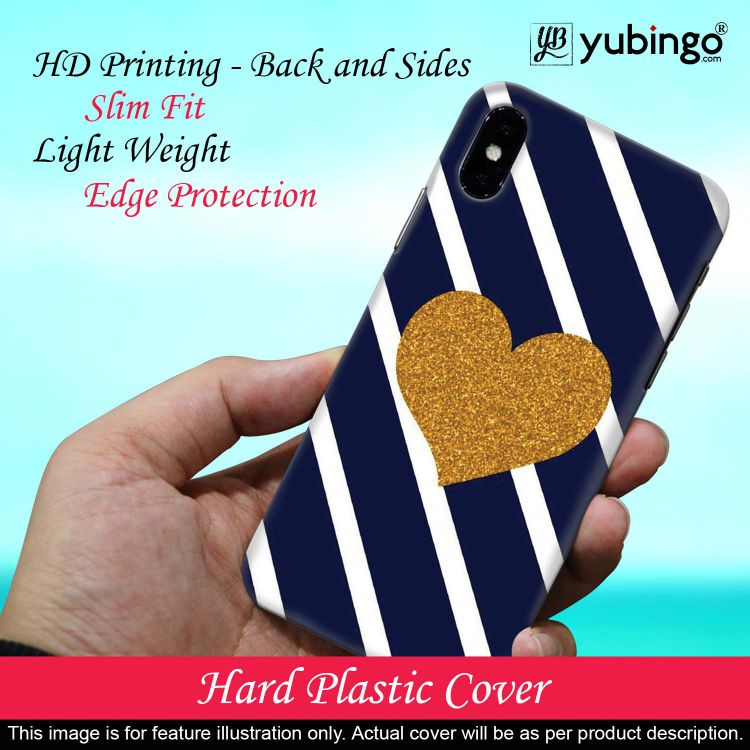 The Heart Back Cover for Vivo V17 Pro