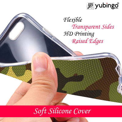 Army Camouflage Back Cover for LG V30 Plus-Image4