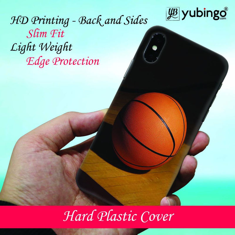 The Basketball Back Cover for Apple iPhone 5 and iPhone 5S and iPhone SE
