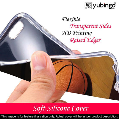 The Basketball Back Cover for Intex Aqua Lions X1-Image3-Image2