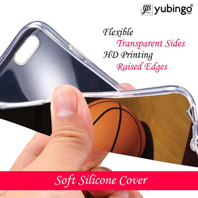 The Basketball Back Cover for Apple iPhone X-Image3-Image2