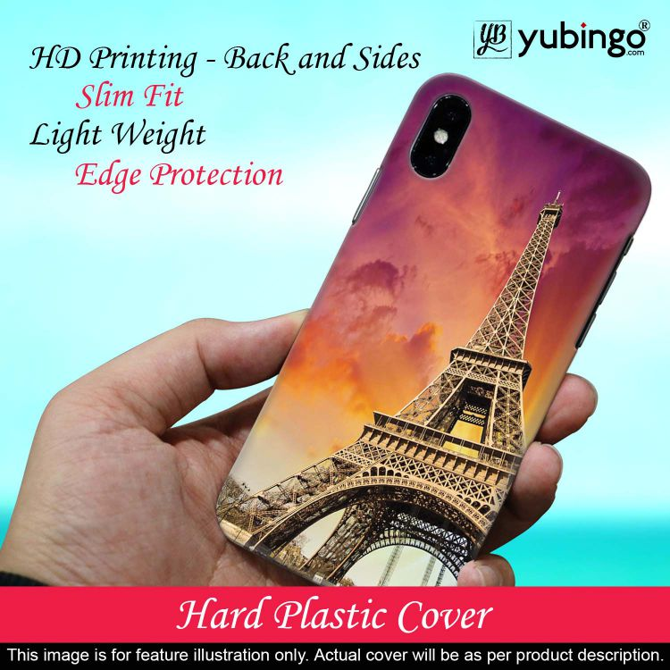 Visiting The Monuments Back Cover for Oppo A9 (2020)