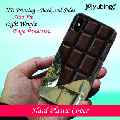 Eat that Chocolate Bar Back Cover for Apple iPhone 8 Plus-Image2
