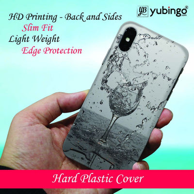 Dancing Water Back Cover for Apple iPhone 8 Plus-Image2