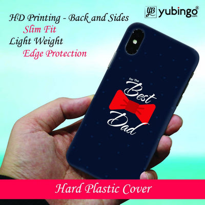 The Best Dad Back Cover for Samsung Galaxy S9-Image2