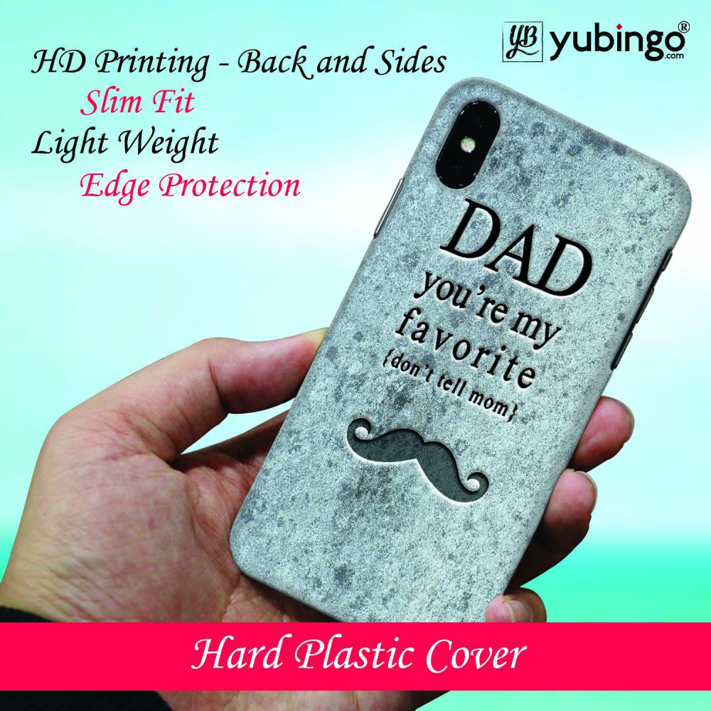 buy online 28e49 fc937 Dad You're my Favourite Back Cover for Vivo V15 Pro