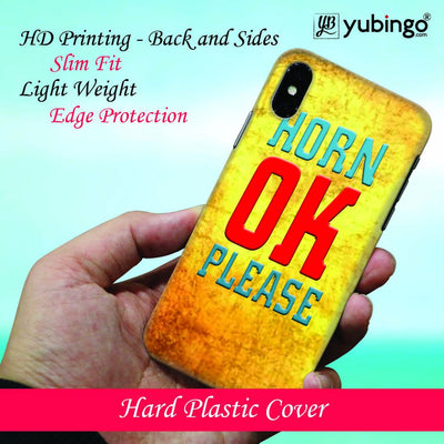 Horn OK please Back Cover for Apple iPhone 8 Plus-Image2