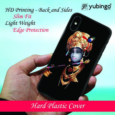 Lord Krishna Back Cover for Apple iPhone X