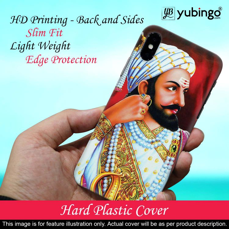 The Great Shivaji Back Cover for Samsung Galaxy J6 (2018)