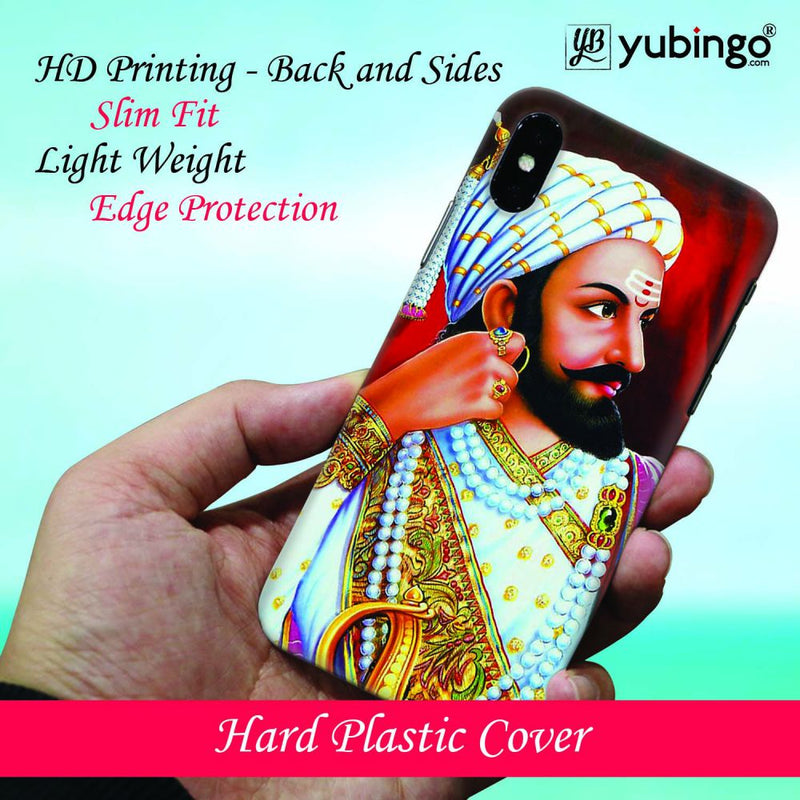The Great Shivaji Back Cover for Motorola Moto G4 and Moto G4 Plus