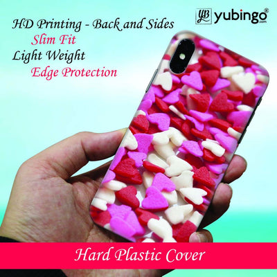 Love Pattern Back Cover for Apple iPod Touch 5-Image2