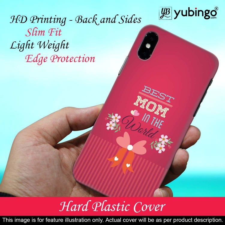 Best Mom in the World Back Cover for Xiaomi Redmi 5A