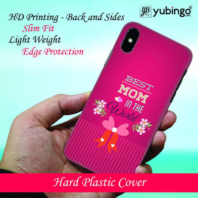 Best Mom in the World Back Cover for Motorola Moto C-Image2