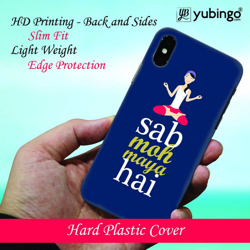Sab Moh Maya Hai Back Cover for Xiaomi Redmi Note 5 Pro