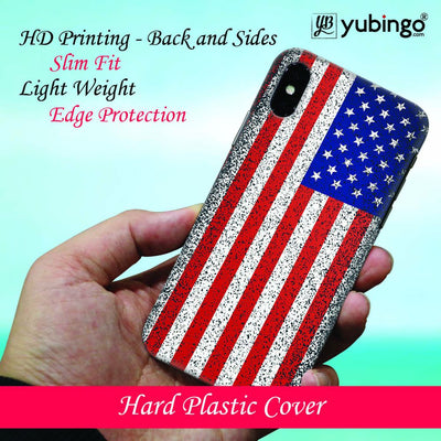 America Back Cover for Apple iPhone 8 Plus-Image2