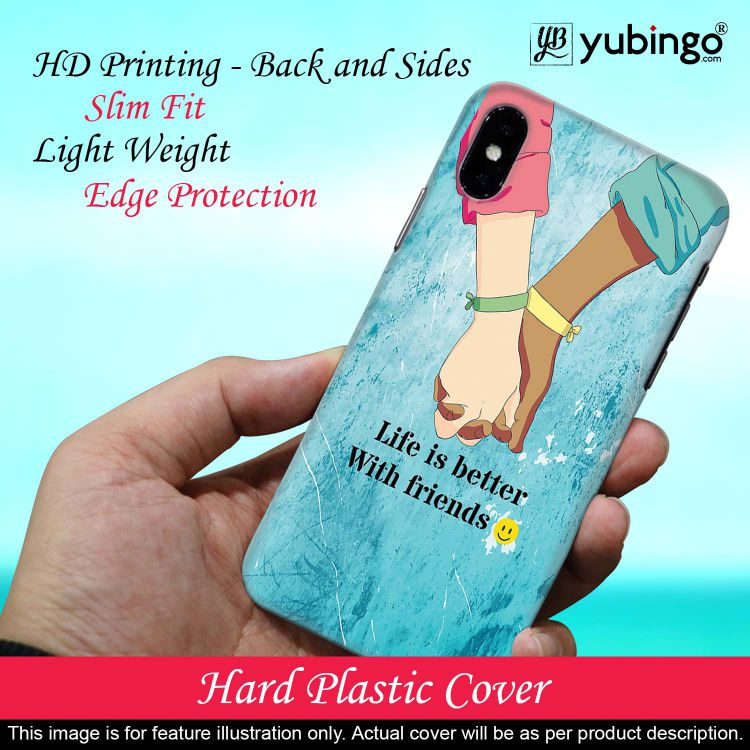 Life is Better with Friends Back Cover for Samsung Galaxy M30s