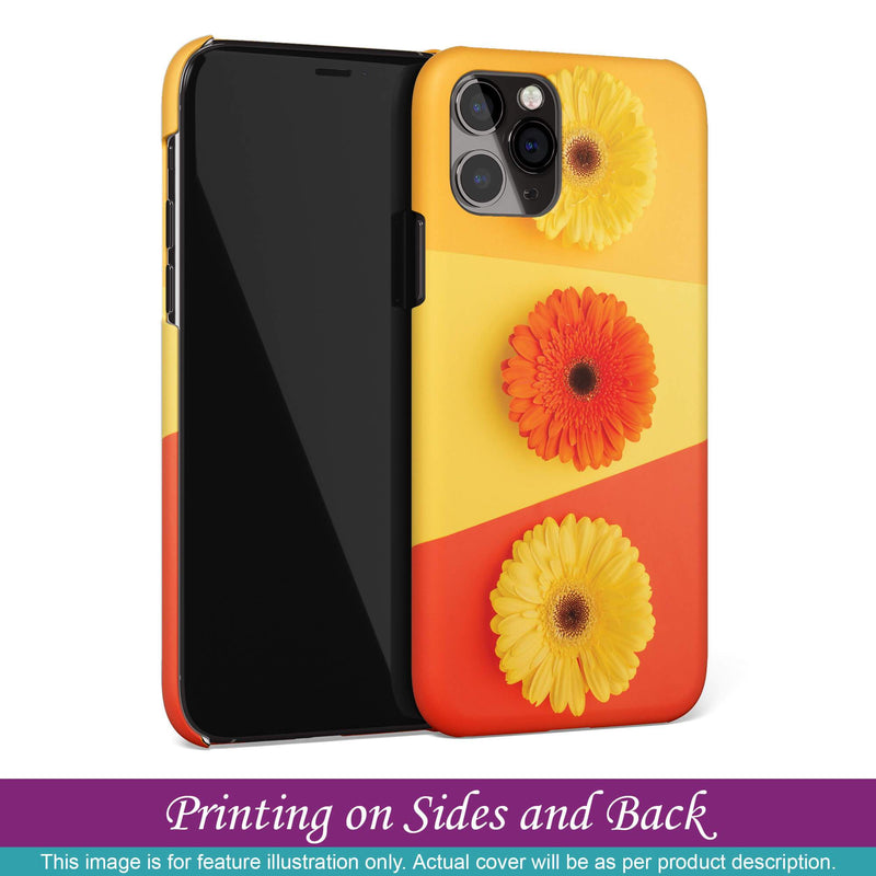 Back Cover for Apple iPhone 8 Plus - Flowers