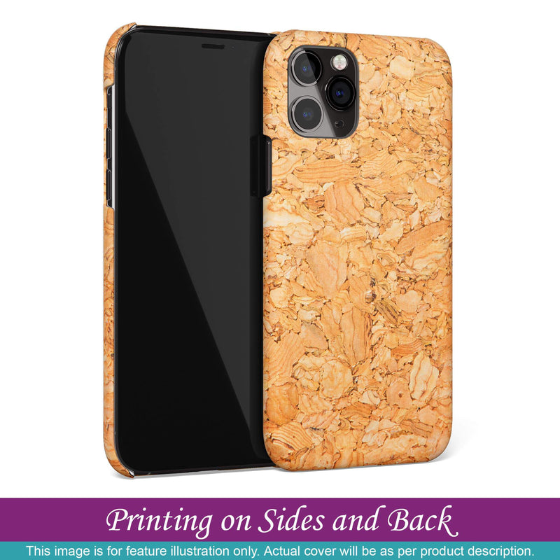 Apple iPhone 8 Plus Case - Cork Pattern