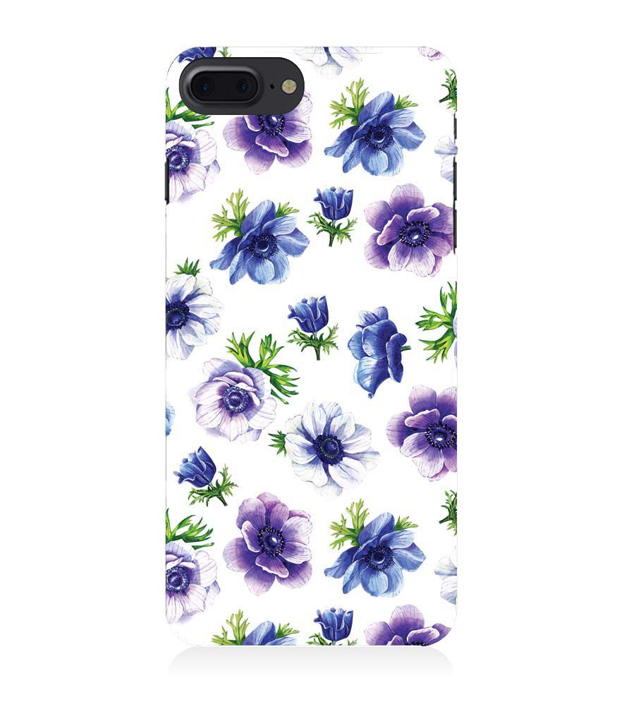 Apple iPhone 8 Plus Back Cover - Amazing Flowers