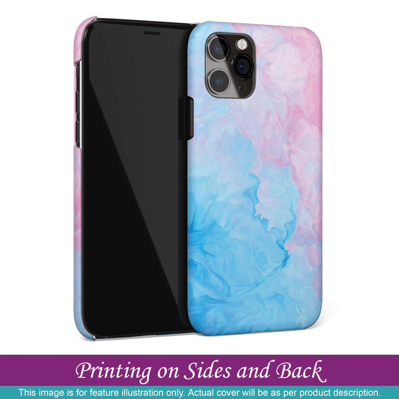 Back Cover for Apple iPhone 8 Plus - Colourful Marble