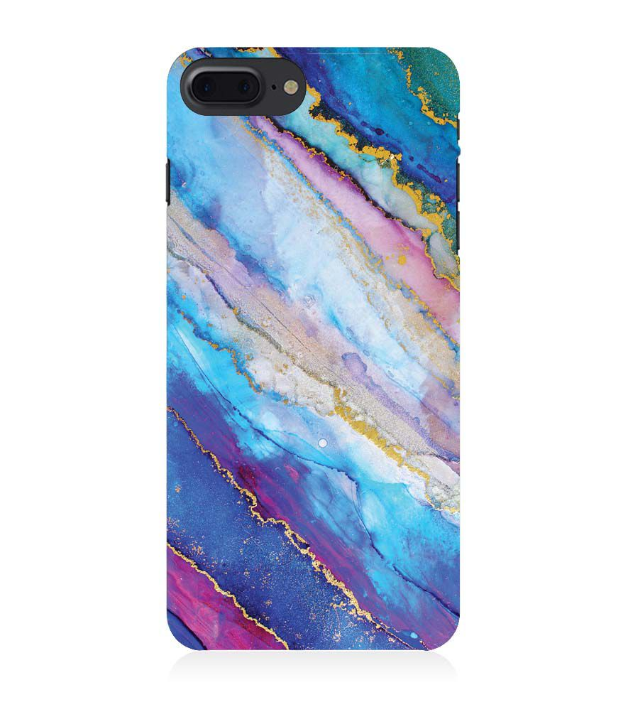 Mobile Case for Apple iPhone 8 Plus - Precious Marble
