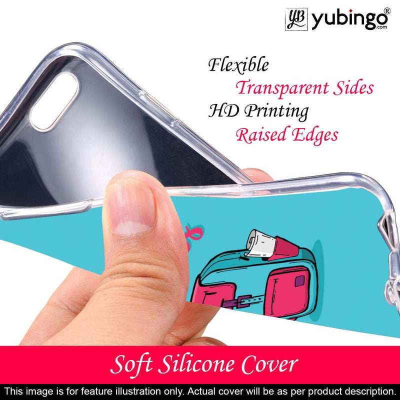 Say Yes to New Adventure Back Cover for Samsung Galaxy Note 10-Image2