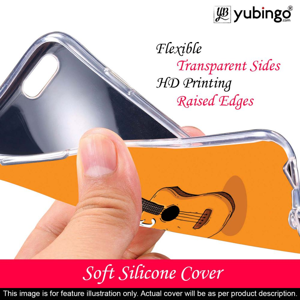 Enjoy the Music Back Cover for Samsung Galaxy Note 10-Image2