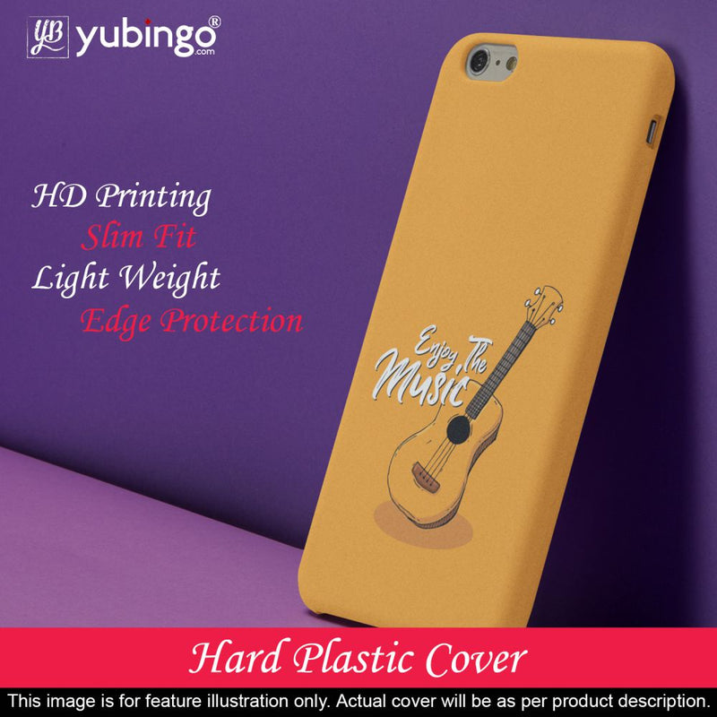 Enjoy the Music Back Cover for Oppo K1