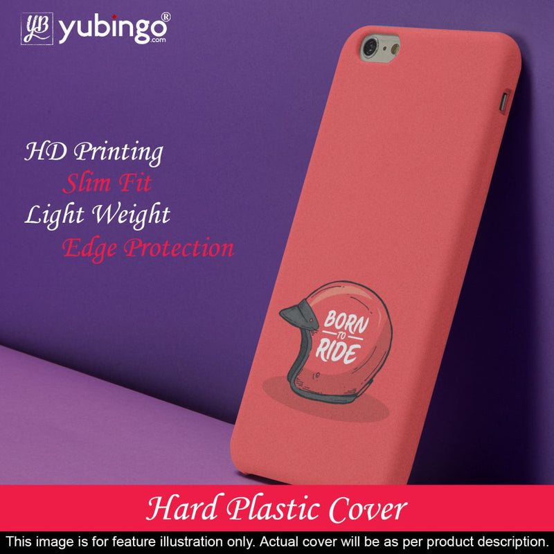 Born 2 Ride Back Cover for Lenovo Vibe X3