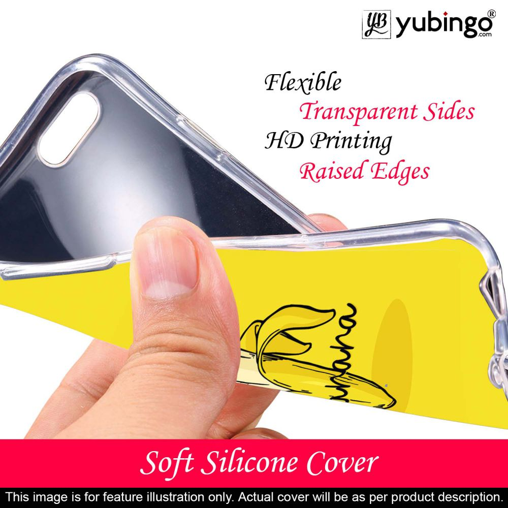 Life is Better with Banana Back Cover for Samsung Galaxy Note 10-Image2