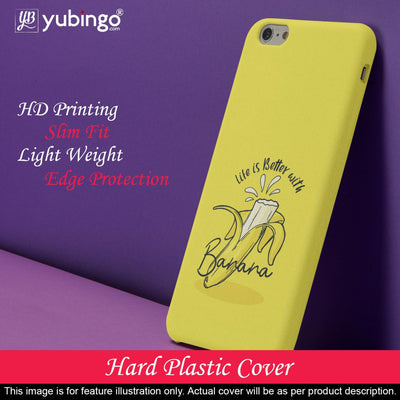 Life is Better with Banana Back Cover for Acer Liquid Zade 530-Image2