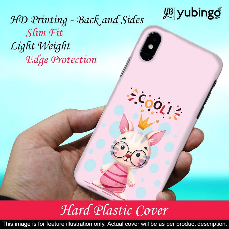 Cool Pinky Back Cover for Apple iPhone 11