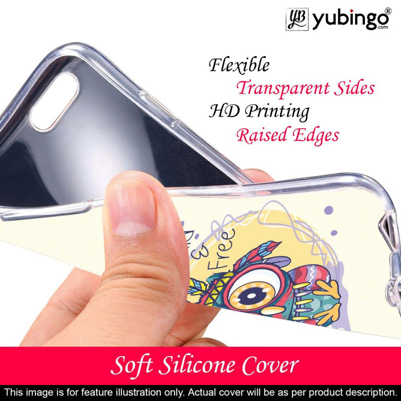 Wild & Free Back Cover for Samsung Galaxy A20e