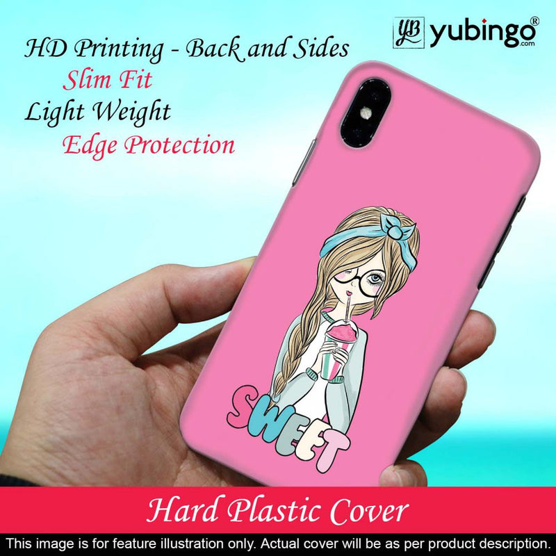 Sweet Girl Back Cover for Apple iPhone 11