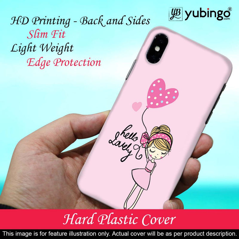 Hello Lovely Back Cover for Apple iPhone 11 Pro