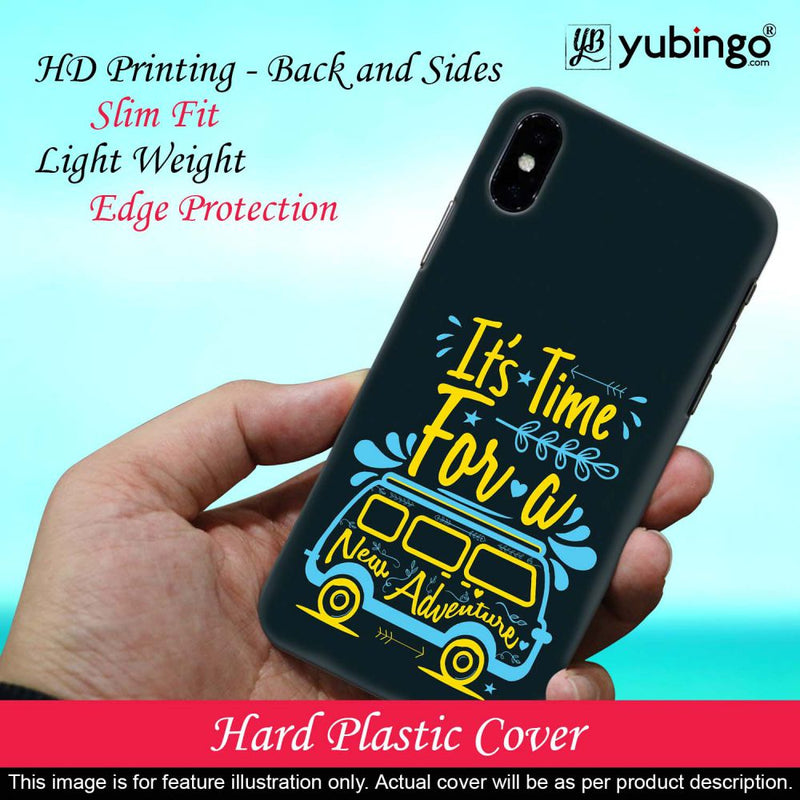New Adventure Back Cover for Samsung Galaxy A91