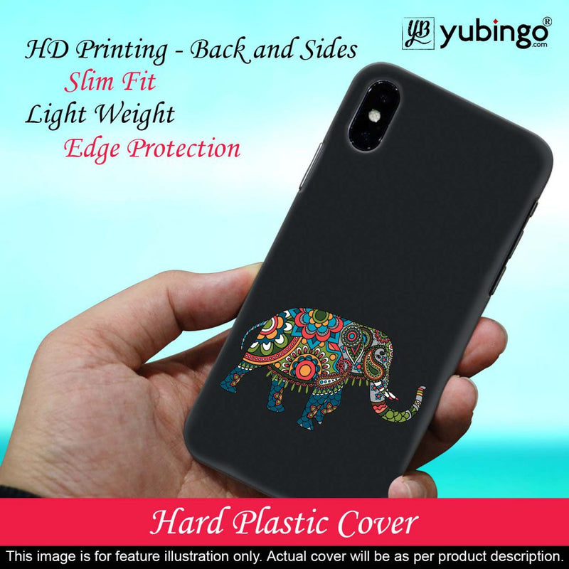 The Elephant Back Cover for Huawei Y6 Prime (2019)