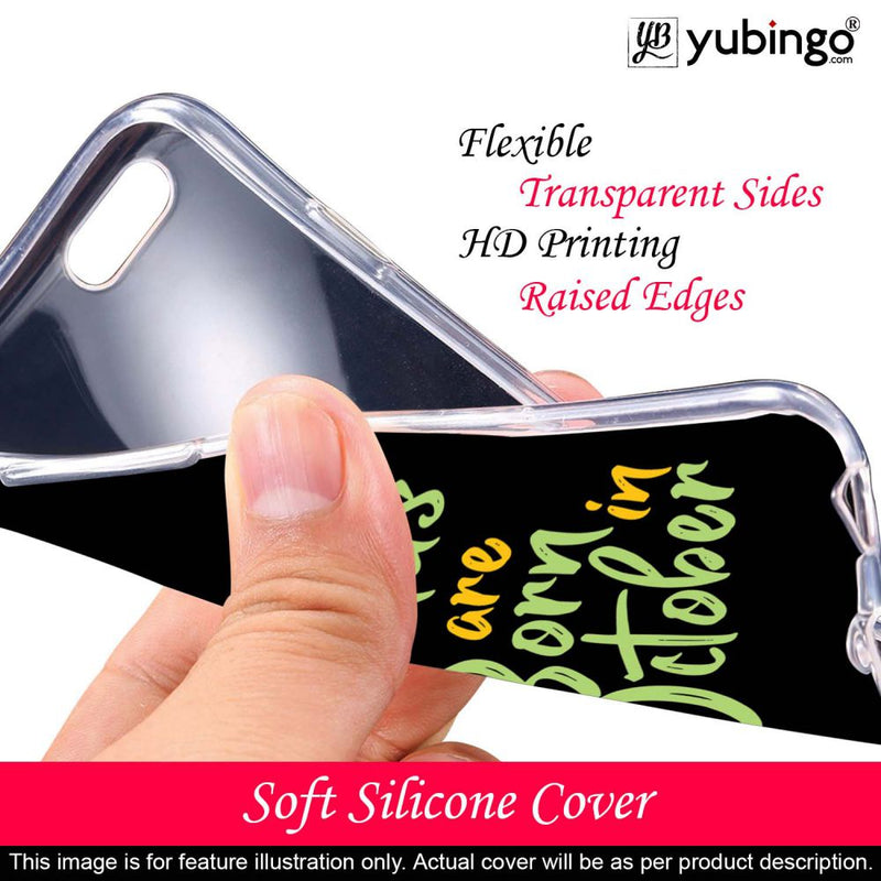 October Legends Back Cover for Panasonic Eluga Ray 810