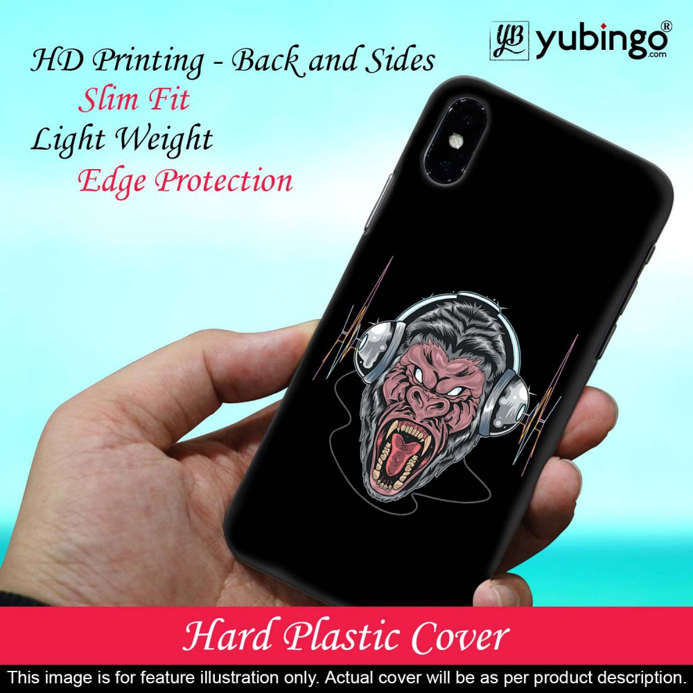 Angry Monkey Back Cover for Realme 5 Pro