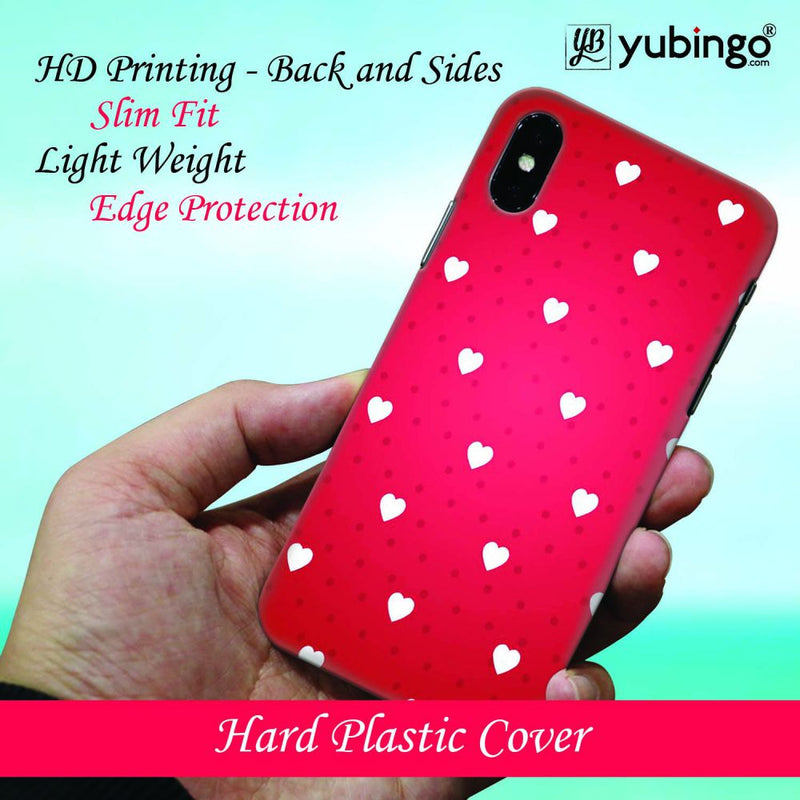 Little Hearts Back Cover for Samsung Galaxy A50