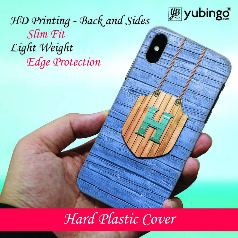 Customised Alphabet Back Cover for Samsung Galaxy A50