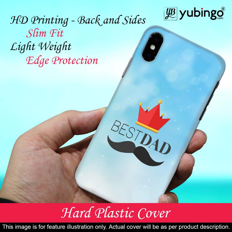 Best Dad Back Cover for Oppo A9 (2020)