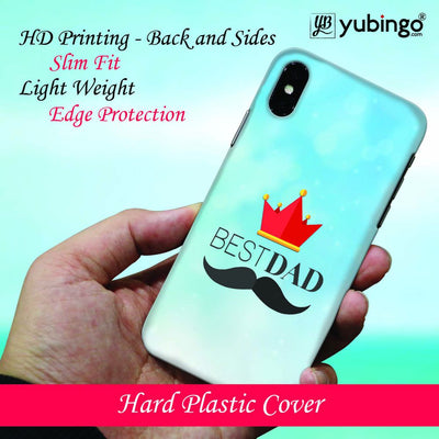 Best Dad Back Cover for Apple iPhone 8 Plus-Image2